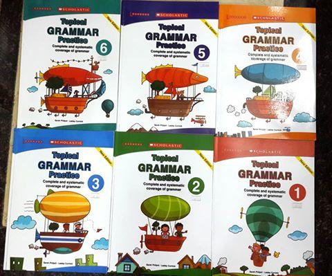 Topical grammar practice sách ngữ pháp tiếng anh đủ 6 level