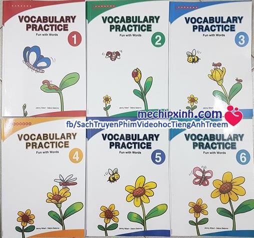 Vocabulary Practice - bài tập thực hành cùng bộ Voca sâu Essential Vocabulary In Context