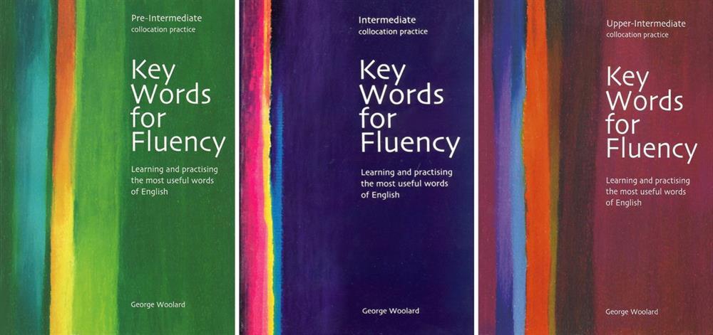 Keywords for Fluency Pre Intermediate - Intermediate - Upper Intermediate