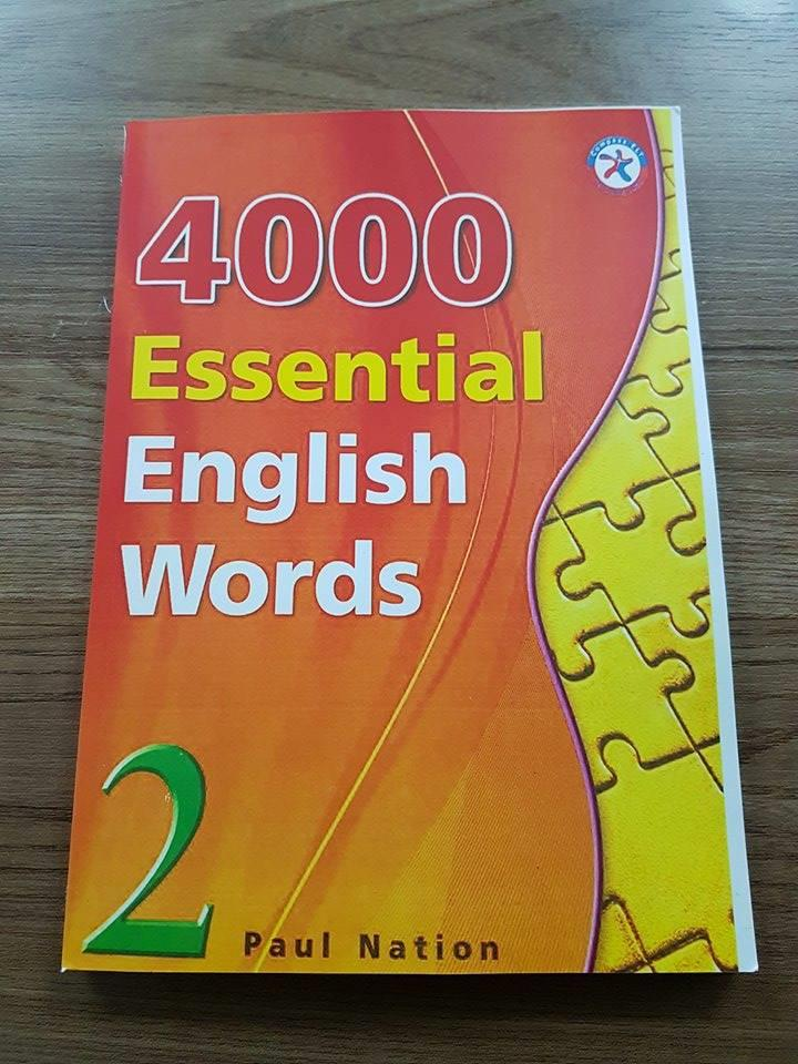 4000 Essential English Words 1 -2-3-4-5-6