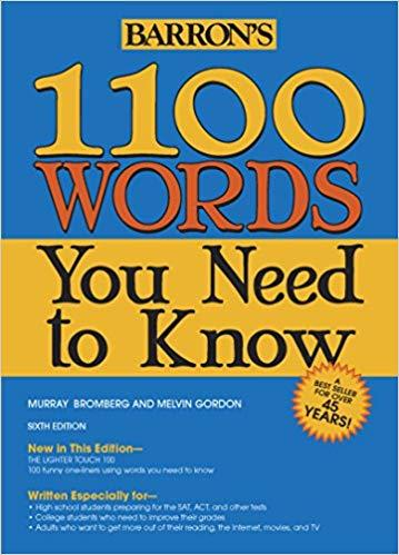 1100 Words You Need To Know 688