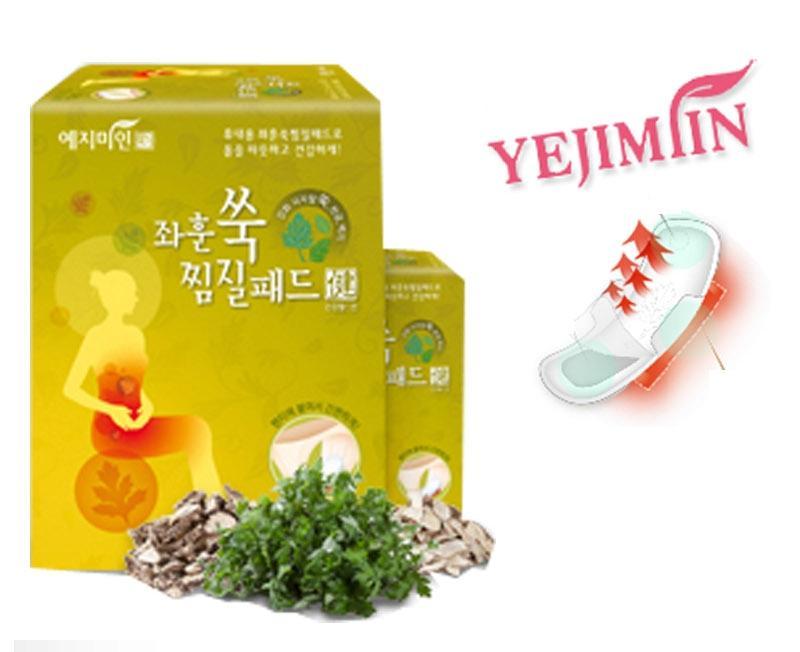 Miếng chườm nóng Yejimiin