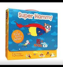 SUPER HAMMY - Truyện tiếng Anh khởi đầu cho bé yêu