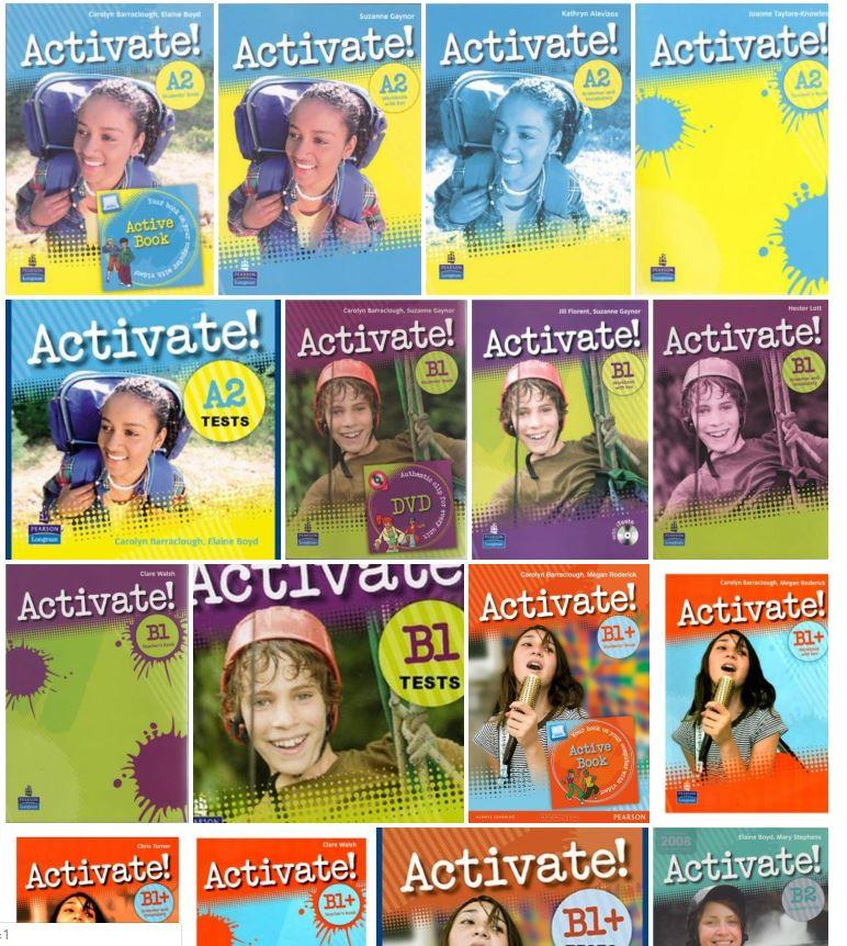 Active A2, B1, B1 + , B2
