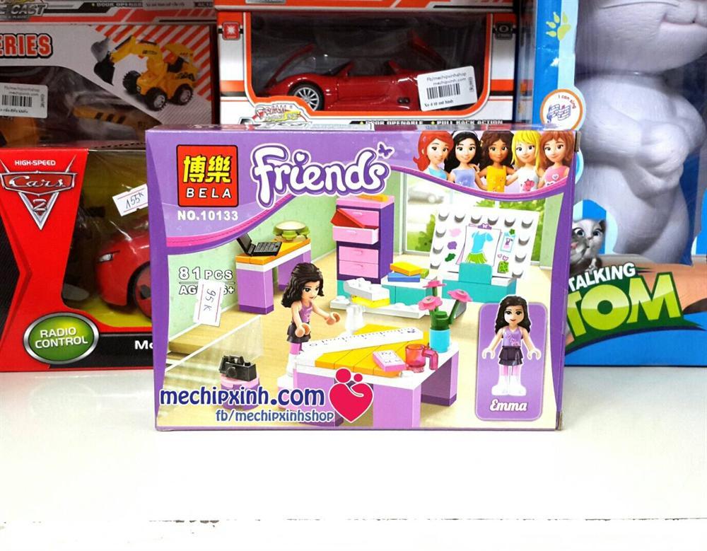 Đồ chơi xếp hình Friends - Emma | Sản phẩm | mechipxinh com