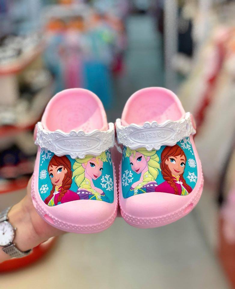 Sục nhựa Elsa Kitty Sofia