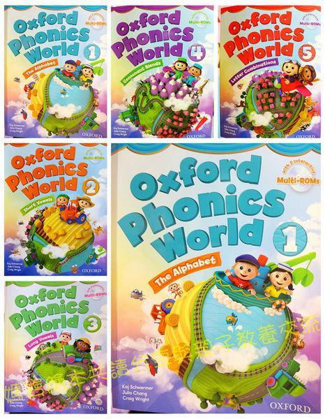 Giáo trình học Tiếng anh Oxford Phonics World cho trẻ em có 5 Level sách ebooks PDF, VIDEO, , Audio, Phần mềm Multi Room game