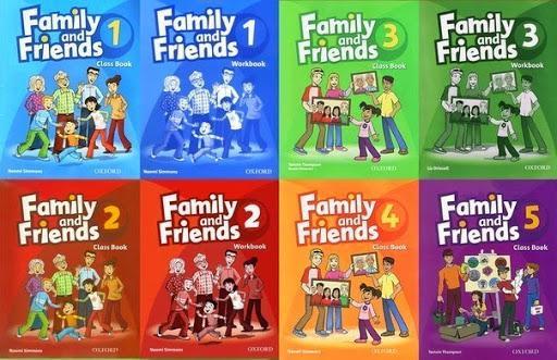 تحميل كتاب family and friends 3