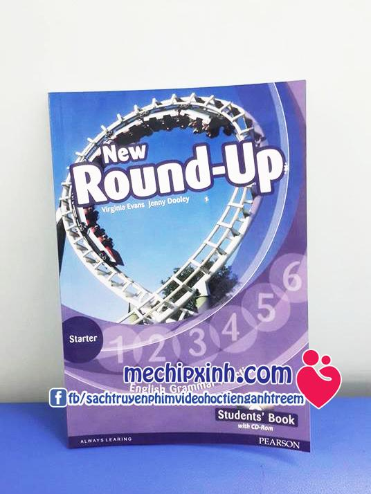 Sách new Round Up Starter giá khuyến mại