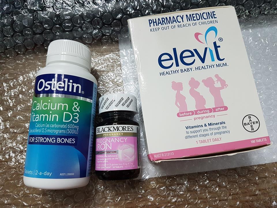 Vitamin D &  Calcium lọ 130 viên