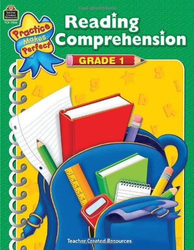 Reading Comprehension TeacherCreated Grade K 1 2 3  5 6 sách ebook PDF