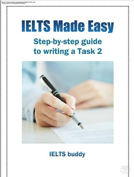 IELTS Made Easy Step by Step guide to Task 2